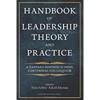 The Handbook of Leadership Theory and Practice