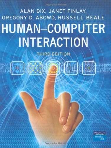 human computer interface useful resources