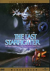 """Cover of """"The Last Starfighter  (Widescre..."""