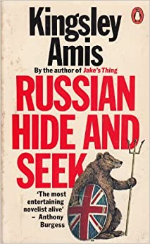 Penguin paperback edition of Russian Hide And Seek