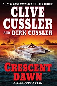 "Cover of ""Crescent Dawn (Dirk Pitt Advent..."