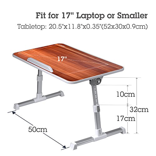 Avantree-Quality-Adjustable-Laptop-Bed-Table-Portable-Standing-Desk-Foldable-Sofa-Breakfast-Tray-Notebook-Stand-Reading-Holder-for-Couch-Floor-Minitable