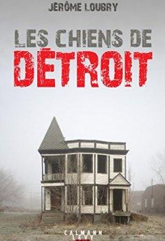 Livres Couvertures de Les Chiens de Détroit