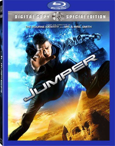 Jumper (Special Edition + Digital Copy) [Blu-ray]-20th Century Fox