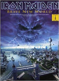 Iron Maiden - Brave New World, guitar transcription