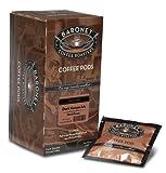 Baronet Coffee Dark Kenya AA Dark Roast, 18-Count Coffee Pods (Pack of 3)