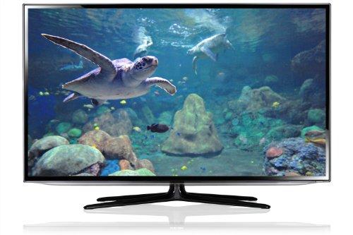 Samsung UE60ES6300 152 cm (60 Zoll) 3D-LED-Backlight-Fernseher, Energieeffizienzklasse A+ (Full-HD, 200Hz CMR, DVB-T/C/S2, Smart TV) schwarz