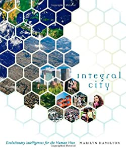 """Cover of """"Integral City: Evolutionary Int..."""