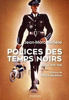 Livres Couvertures de Polices des temps noirs