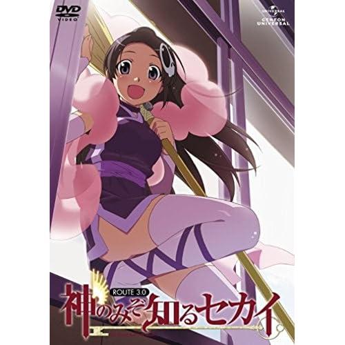 神のみぞ知るセカイ ROUTE 3.0 [DVD]