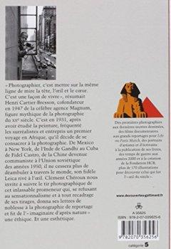 Livres Couvertures de Henri Cartier-Bresson: Le tir photographique