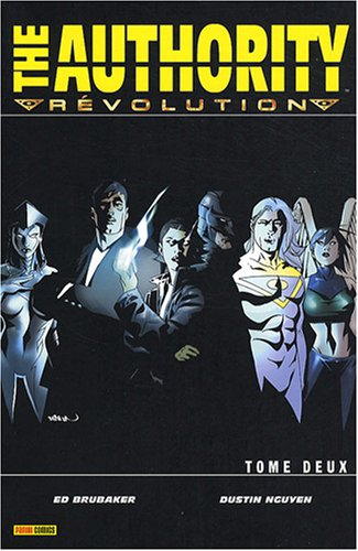 The Authority : Révolution, Tome 2