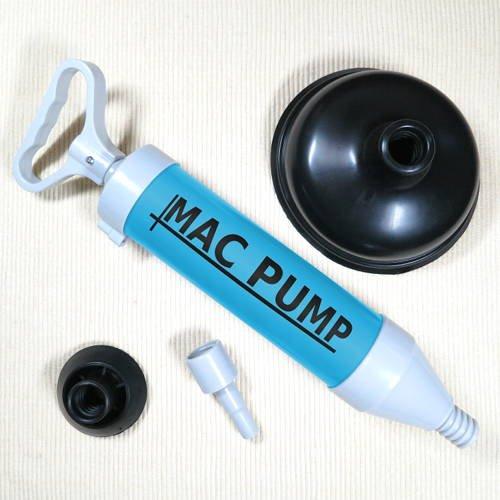 【マックオリジナル エアコンドレンクリーナー MACPUMP】 サクションポンプ ドレンホースクリーナー TA918SS TA918SW OEM品