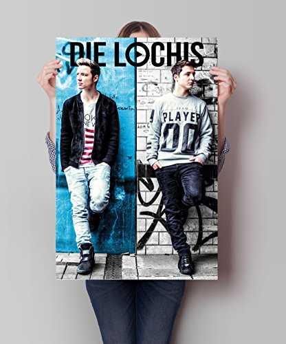 REINDERS DieLochis – Poster 61 x 91,5 cm