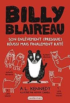 Livres Couvertures de Billy Blaireau