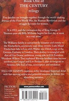 Livres Couvertures de Fall of Giants