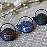 Iron Tea Pot (Mini)- Cherry Blsm
