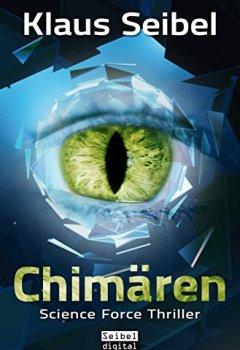 Buchdeckel von Chimären (Science Force 1)