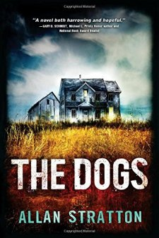 The Dogs by Allan Stratton| wearewordnerds.com