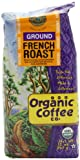 The Organic Coffee Company Ground French Roast, 12-Ounce Bags (Pack of 3)