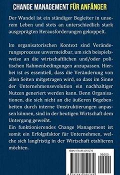 Abdeckung Change Management für Anfänger: Veränderungsprozesse verstehen und aktiv gestalten
