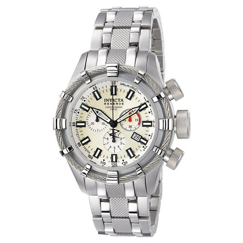 Invicta Men's F0002 Reserve Collection Bolt Chronograph Watch