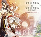 GOD EATER 2&GOD EATER 2 RAGE BURST ORIGINAL SOUNDTRACK (CD3枚組)