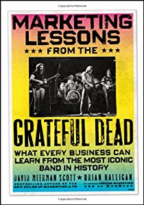 """Cover of """"Marketing Lessons from the Grat..."""