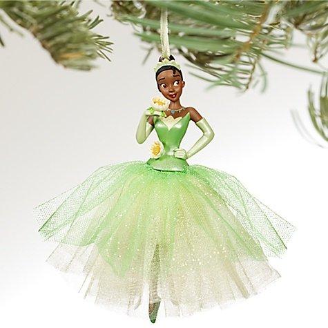 Disney Princess Tiana Christmas Ornament
