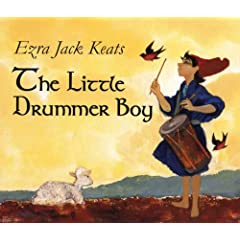 The Little Drummer Boy Board Book