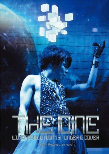 T.M.R. LIVE REVOLUTION'13 -UNDER II COVER- [Blu-ray] - T.M.Revolution