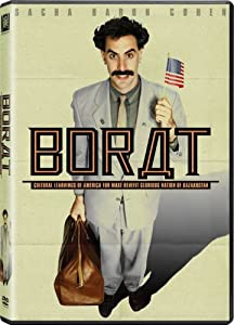"Cover of ""Borat - Cultural Learnings of A..."