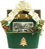 Gift Basket Village Christmas Elegance Holiday Gift Basket