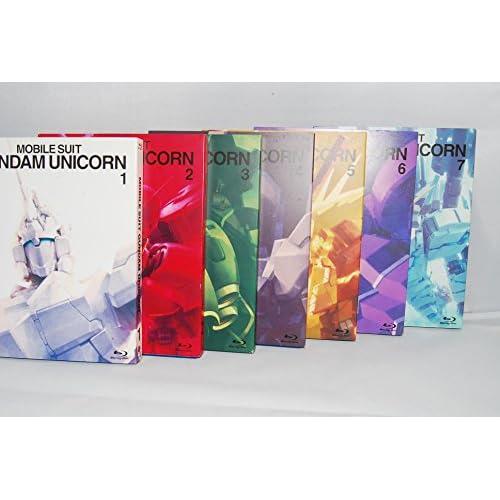 機動戦士ガンダムUC(ユニコーン) 全7巻セット [マーケットプレイス Blu-rayセット]