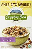 Cascadian Farm Cinnamon Raisin Granola Cereal, 15.6 oz