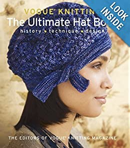 Vogue Knitting: The Ultimate Hat Book | Book Review by Sew.Knit.Create