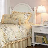 Full Hillsdale Westfield Headboard in Off-White Finish