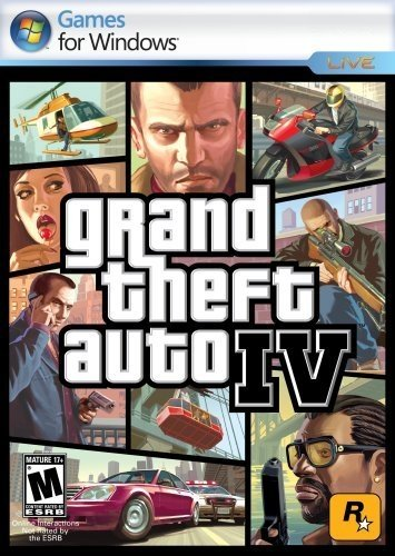 Grand Theft Auto IV - PC Download (Standard Edition) - Grand Theft Auto IV – PC Download (Standard Edition)