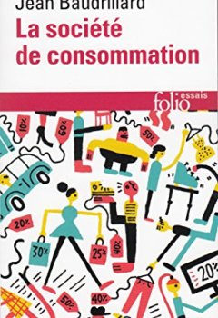 Livres Couvertures de La société de consommation