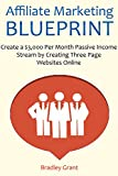 Affiliate Marketing Blueprint: Create a $ 3,000 Per Month Passive Income Stream by Creating Three Page Websites Online