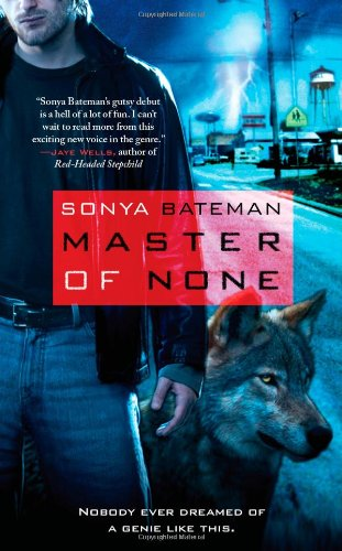 Master of None (Gavyn Donatti #1) by Sonya Bateman