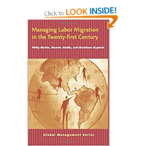 Managing Labor Migration in the Twenty-First Century