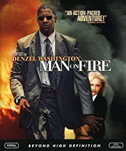 "Cover of ""Man On Fire [Blu-ray]"""