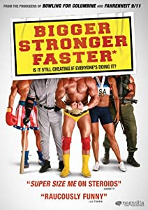 "Cover of ""Bigger, Stronger, Faster*"""