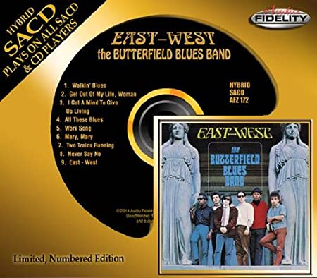 The Butterfield Blues Band 'East-West'