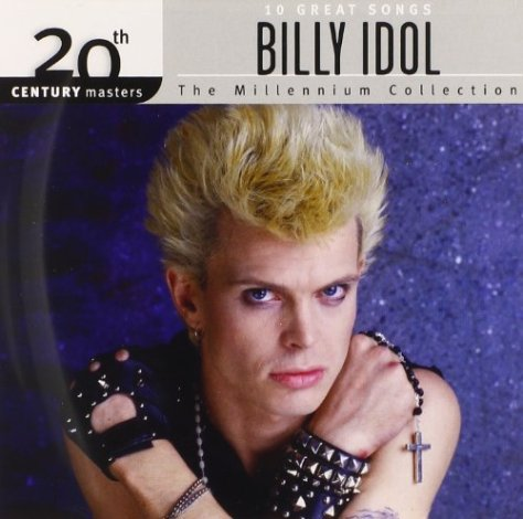 Billy Idol-20th Century Masters The Millennium Collection-(B0020345-02)-CD-FLAC-2014-WRE Download