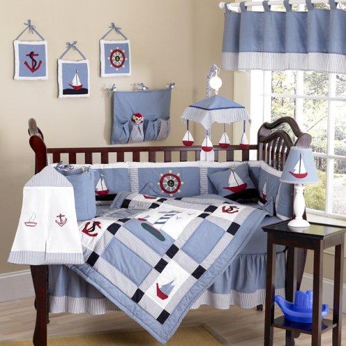 Nautical Nursery Ideas Delightful Baby Bedding For Boys