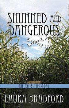 Shunned and Dangerous (Thorndike Press Large Print Mystery Series) by Laura Bradford| wearewordnerds.com