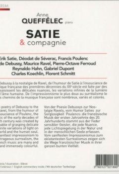 Livres Couvertures de Satie & compagnie