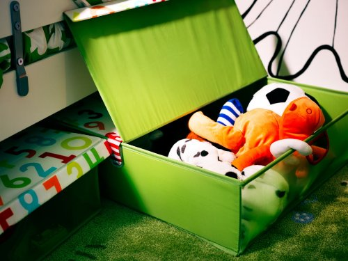 Kids toy storage organization ideas for Toy chest ikea